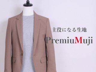 <L&HARMONY MEN/エルアンドハーモニーメン>ハイクルーネックポケットロングスリーブTシャツ New Model(Gray)
