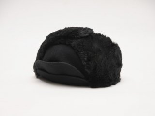 <MAISON Birth/メゾンバース>C/W FLIGHT CAP(Black)