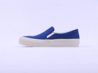 <DOEK SHOE INDUSTRIES/ドゥックシューインダストリーズ>SLIP-ON(Navy)