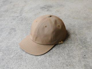 <MAISON Birth/メゾンバース>CORDURA 6P CAP(Olive)