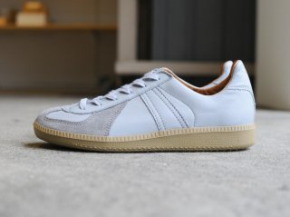 <REPRODUCTION OF FOUND/リプロダクションオブファウンド>GERMAN MILITARY TRAINER(Light Gray)