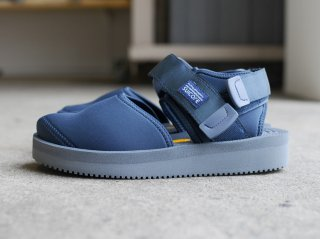 <SUICOKE/スイコック>BITA-VS(Navy)