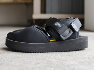 <SUICOKE/スイコック>BITA-VS(Black)