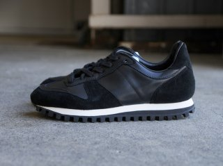 <NOVESTA/ノヴェスタ>MARATHON LEATHER TRAIL(Black)