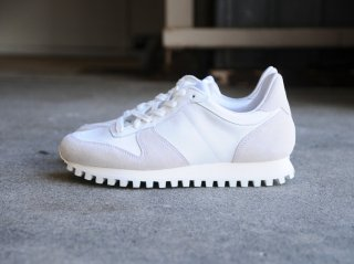 <NOVESTA/ノヴェスタ>MARATHON LEATHER TRAIL(White)