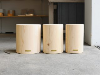 <Cul de Sac - JAPON/カルデサック-ジャポン>CLEAN LOG H24.5cm