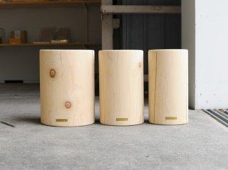 <Cul de Sac - JAPON/カルデサック-ジャポン>CLEAN LOG H30cm