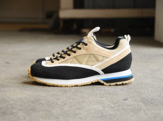 <ZDA/ゼットディーエー>Climber 2500CS(Beige×White×Honey Sole)
