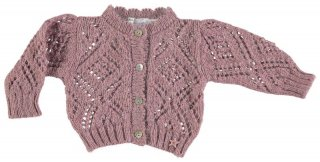 <img class='new_mark_img1' src='//img.shop-pro.jp/img/new/icons24.gif' style='border:none;display:inline;margin:0px;padding:0px;width:auto;' />tocoto vintage/GIRL KNITTED JACKET/PINK
