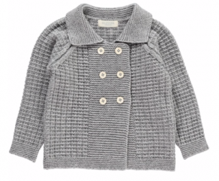 Olivier Baby and Kids/Cashmere Peacoat, Elephant
