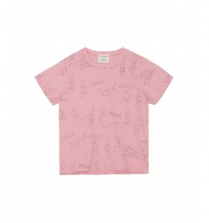 <img class='new_mark_img1' src='//img.shop-pro.jp/img/new/icons14.gif' style='border:none;display:inline;margin:0px;padding:0px;width:auto;' />Yellowpelota/HULA T-SHIRT/PINK
