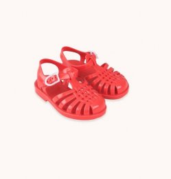 <img class='new_mark_img1' src='//img.shop-pro.jp/img/new/icons14.gif' style='border:none;display:inline;margin:0px;padding:0px;width:auto;' />tinycottons/JELLY SANDALS/Red