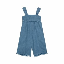 <img class='new_mark_img1' src='//img.shop-pro.jp/img/new/icons24.gif' style='border:none;display:inline;margin:0px;padding:0px;width:auto;' />yellowpelota/ Clash Denim Dungaree