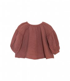 <img class='new_mark_img1' src='https://img.shop-pro.jp/img/new/icons14.gif' style='border:none;display:inline;margin:0px;padding:0px;width:auto;' />yellowpelota/ Lily Blouse/Cocoa