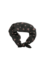 <img class='new_mark_img1' src='https://img.shop-pro.jp/img/new/icons14.gif' style='border:none;display:inline;margin:0px;padding:0px;width:auto;' />Tocoto Vintage/Flower print bandana/Dark Brown