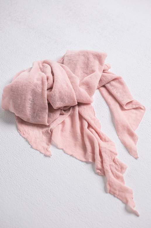 Airy Wool Stall (pink)