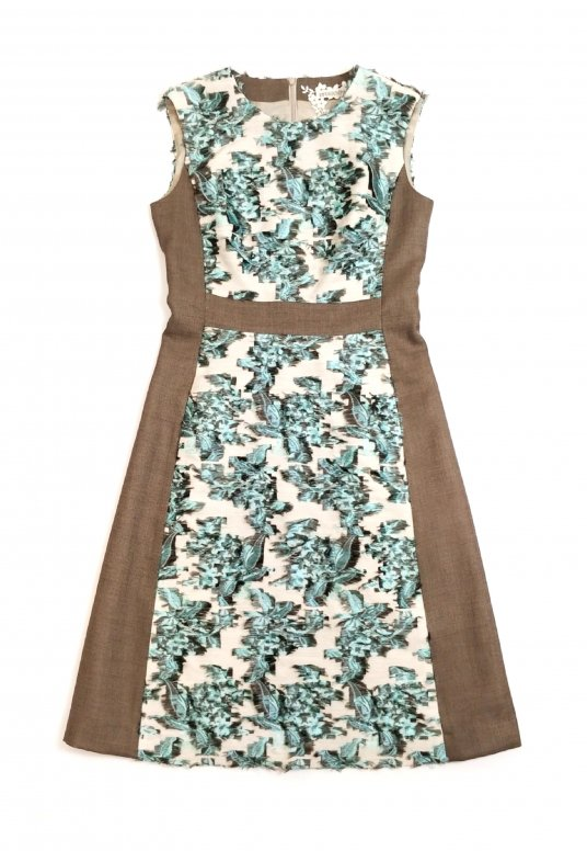 Desert Cut Dress(mint)