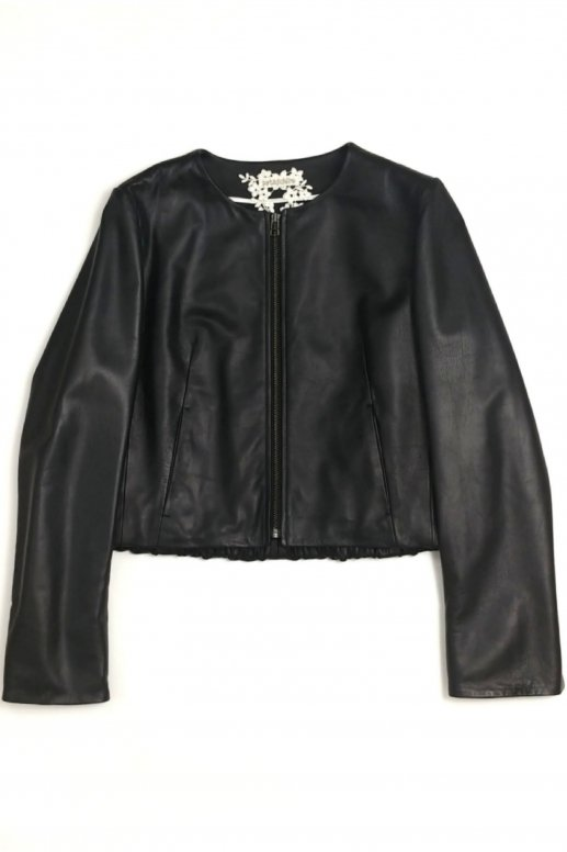 Sheepskin Blouson(black)