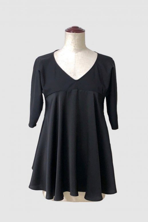 Dress T-shirt 02(black)