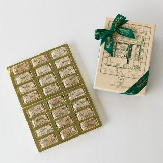 ポストカードボックス(ジャンドゥイヤ24個入り)