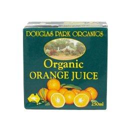 オーガニックオレンジジュース【250ml】