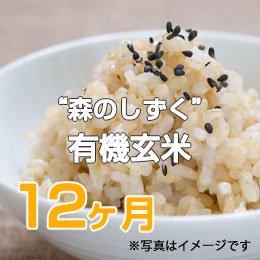 "LTV 佐藤さんの""森のしずく""有機玄米12ヶ月"