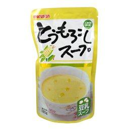 マルサントウモロコシスープ