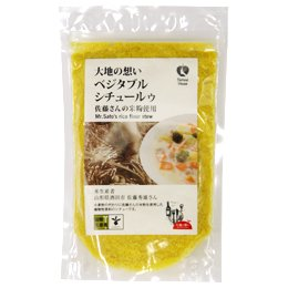 米粉を使ったシチュールゥ(佐藤さんの米粉使用)