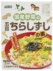 ムソー国産野菜の五目ちらし寿司の素