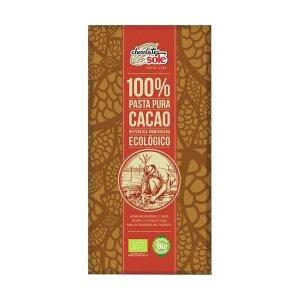 チョコレートソールダークチョコレート100%