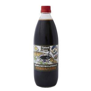 国産丸大豆醤油【1L】