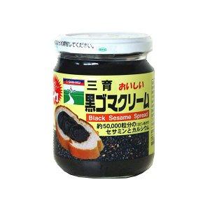 三育 黒ごまクリーム