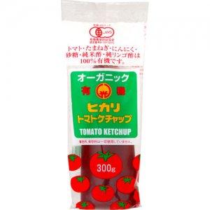 ヒカリトマトケチャップチューブ 300g
