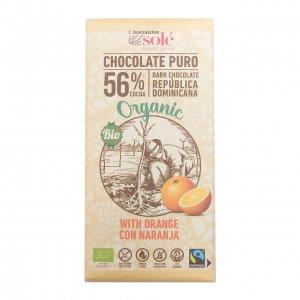 チョコレートソール ダークチョコレート 56% オレンジ