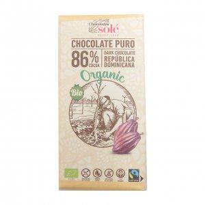 チョコレートソール ダークチョコレート 86%