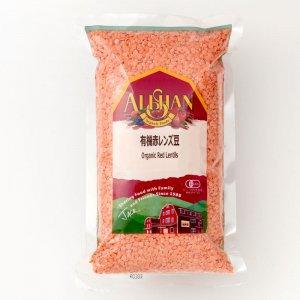 赤レンズ豆500g