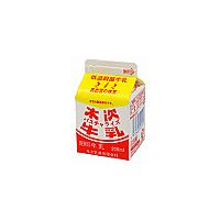 【冷蔵】木次乳業 木次バスチャライズ牛乳 200ml
