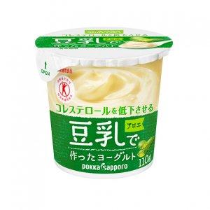 【冷蔵】豆乳で作ったヨーグルト フルーツ味 110g