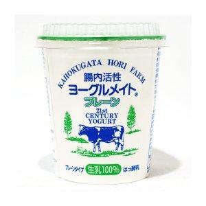 【冷蔵】腸内活性ヨーグルメイト プレーン 380g