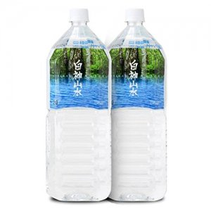 【WEB限定】定期購買 白神山水(2L×18本)×6ヶ月コース