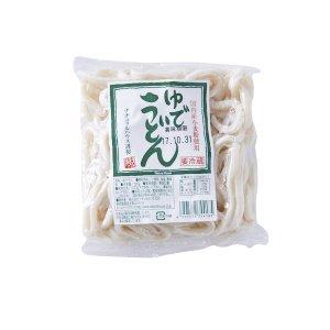 【冷蔵】ゆでうどん(1食) 加熱殺菌
