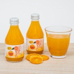 ストレート果汁100%みかんジュース