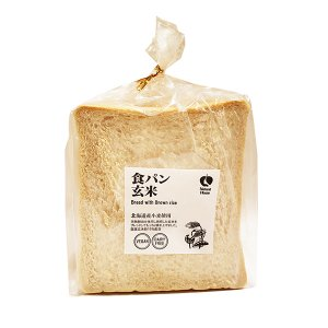【冷蔵】角食パン玄米6枚