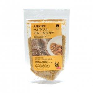 NH大地の想い 米粉カレールゥ(中辛)