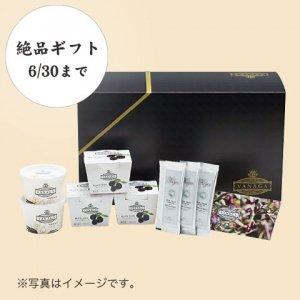 木次乳業アイスクリーム「VANAGAブラックオリーブセット」 10010【送料込み】