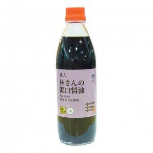 NH林さん濃口醤油 500ml