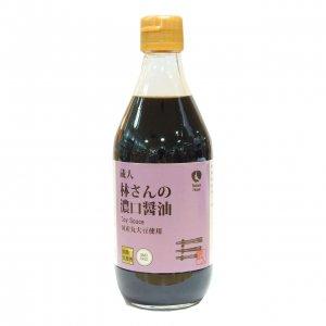 NH林さん濃口醤油 360ml