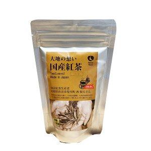 【NEW】NH大地の想い 国産紅茶リーフ