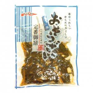 【冷蔵】5種の天然煮だしの旨み切り昆布の煮物