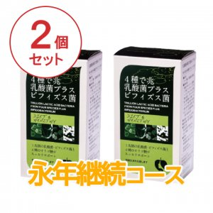 【定期便】食べる酵母2個【永年継続コース】